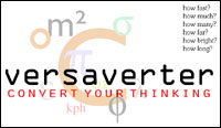 Versaverter - convert everything!