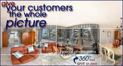 PawPrint360 Virtual Tours