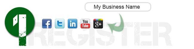 Social Media Stage 1: Register