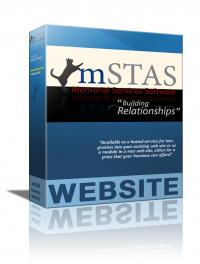 mSTAS Web Site and Integrated pet cremation CRM System